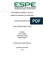 Informe_fibra de Vidrio