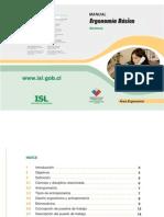 manual de ergonomía basica ISL