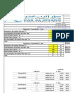 FLAT SLAB  DIRECT DESIGN METHOD.xlsx