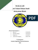 Makalah Skb Aspek Teknis