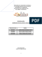 Subproductos Refinacion de Aceites y Grasas