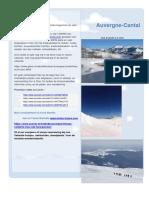 Sejour Le Clou - LeLioran - Nieuwsbrief-Bulletin-Ski Et Randonner 2018_2019