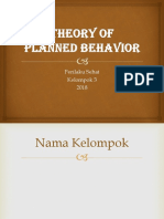 Theory of Planned Behavior Perhat