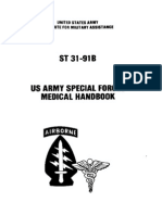 US Army Special Forces Medical Handbook