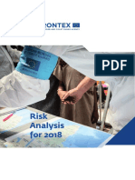 Frontex, 2018 - Risk Analysis for 2018