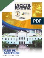 Plan de Arbitrios 2018.Compressed