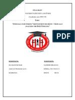 Investment Law Projec_SANDESHNIRANJAN
