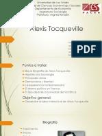 Exposicion de Alexis Tocqueville