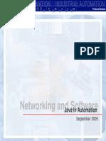 Java Presentation for 2005 Irish Automation Seminar