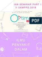 [Optima] Pembahasan Seminar Pt. 1 Batch 2 2018