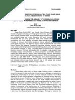 EVALUASI PERUBAHAN ADEKUASI HEMODIALISA PADA PASIEN GAGAL GINJAL yg diberikan ROM.pdf