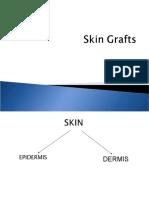 Skin Graft and Flap