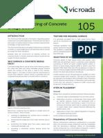 Technical Note TN 105 Asphalt Surfacing of Concrete Bridge Decks