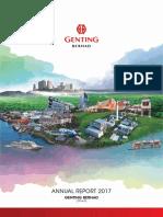 GENT Annual Report 2017