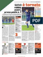 La Gazzetta Dello Sport 28-10-2018 - Serie B - Pag.1
