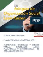 Presentación Lean Training - Instituciones y Organizaciones