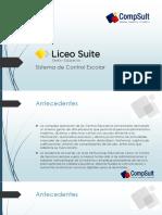 LICEO Presentacion