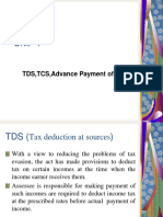 Law and Procedure (TDS,TCS APT)Unit-4