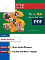 Chapter 6 Market Analysis
