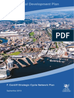 Appendix F - Cardiff Strategic Cycle Network Plan