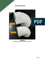 Material Sample for Rwdp