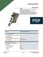 66. (6gk1162-3aa00) - Communication Processor Cp 1623