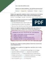Lengua Examen Dolores - Copia