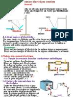 8-Le Courant Electrique
