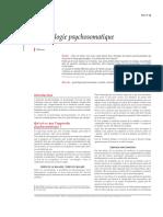Gynécologie psychosomatique