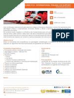 Ficha ITLS ProviderBS