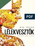 B. N. Toler - Lélekvesztők.pdf
