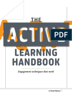 Active Learning Handbook
