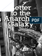 Letter to the Anarchist Galaxy