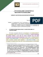 Constitucionalismo e Garantismo Em Portugues