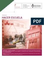 Serra y Fattore Hacer Escuela