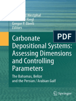 14 2010 Carbonate Depositional Systems Assessing Dimensions and Controlling Parameters