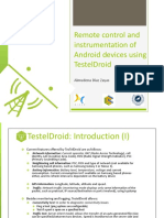 TestelDroid Manual