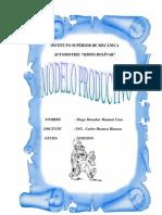 Modelo Productivo