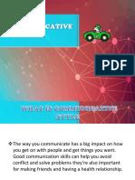Communicative