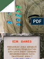 KIM Games
