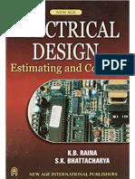 ELECTRICAL DESIGN Estimating and Costing K.B. RAINA ● S.K. BHATTACHARYA