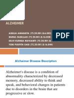 Ppt Alzheimer Kelompok 4