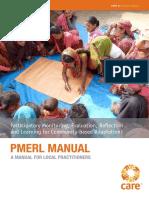CARE Participatory Monitoring Evaluation RL Manual 2012