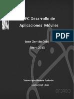 Aplicaciones móviles y posibles aplicaciones