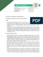 Raportul Auditului Situatiilor Financiare Pentru Anul 2016