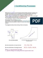 5.6. Psychrometrics - Basic Air Conditioning Processes-Mixing