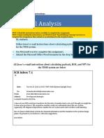 2839847 1 a14 Financial Analysis