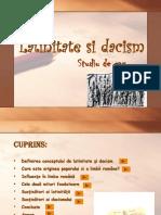 Latinitate si dacism.ppt