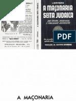 A Maçonaria, Seita Judaica - L. Bertrand.pdf