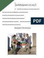 RASTAFARI DICTIONARY.pdf